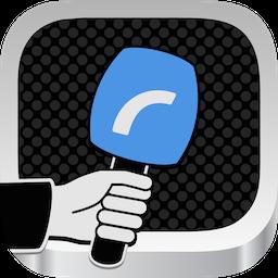 Roadcast App Icon